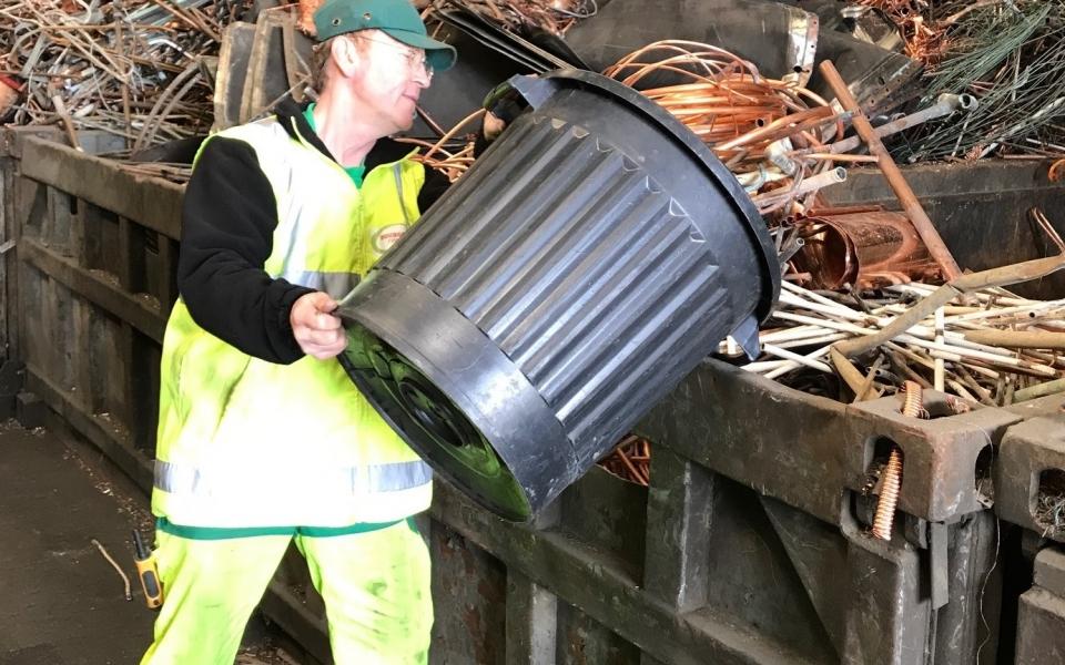 traitement déchets longvic bourgogne recyclage
